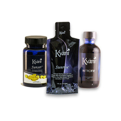 Kyäni - Kyani Health Triangle Pack