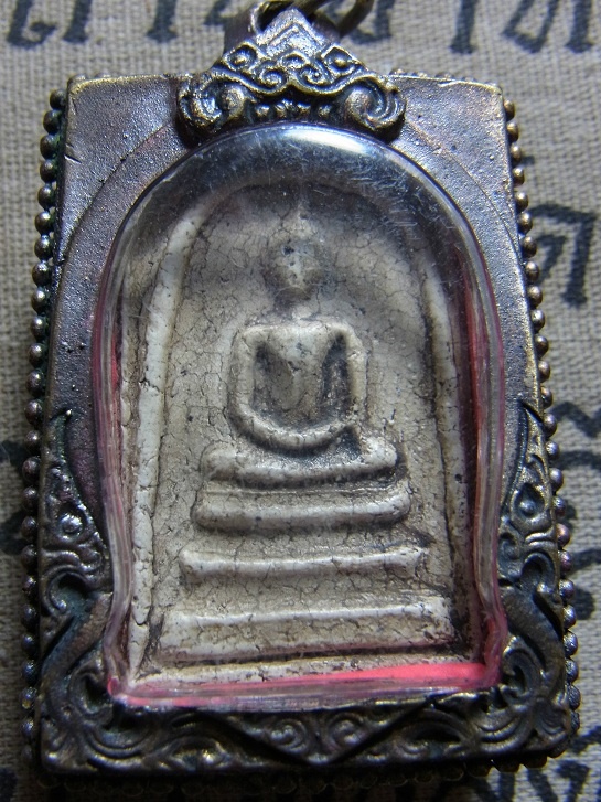 Antique Phra SOMDEJ Toh Wat Rakang 142 years old.